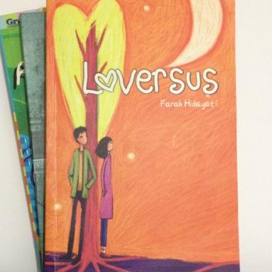 Loversus (Atria, 2010)
